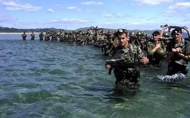 «Не видеть русских бы врагами…» Лейтенант морской пехоты США о встрече с русскими