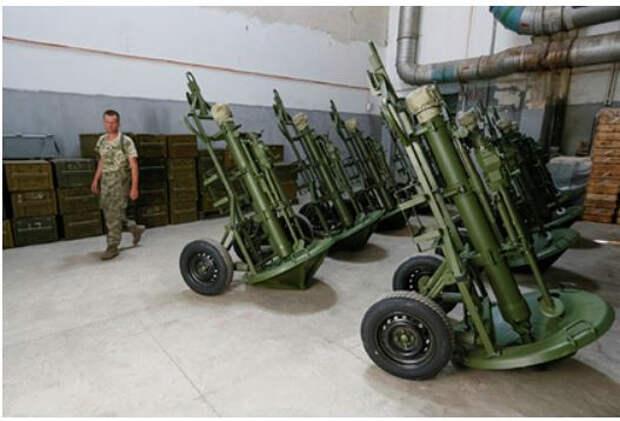 Украина захотела выйти в мировые лидеры по экспорту оружия