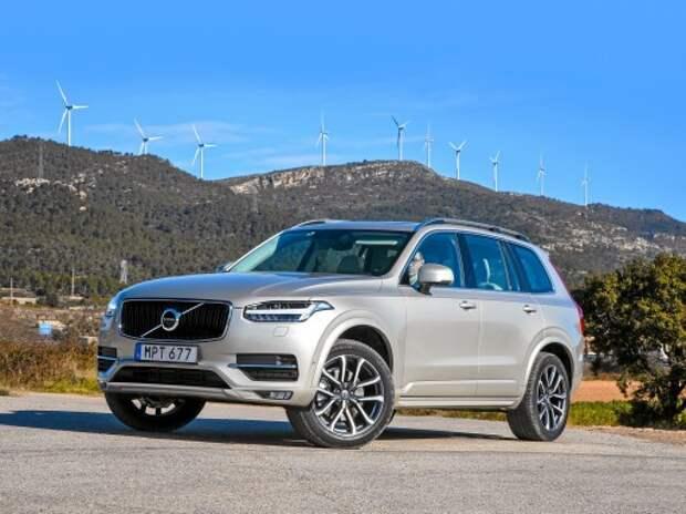 Тест нового Volvo XC90: подъем переворотом (ВИДЕО)