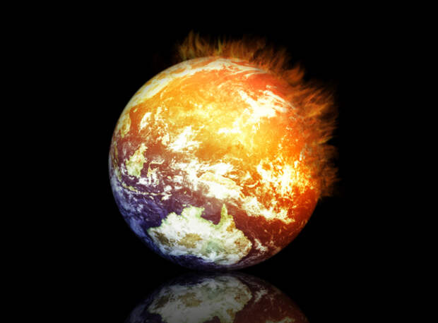 ООН: Глобальное потепление превысит 1,5 градуса уже через пять лет