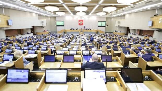Десять центров по подготовке беспорядков в РФ попали в поле зрения Госдумы