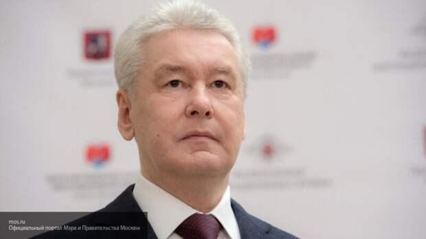 Собянин отменил в Москве штрафы за просрочку оплаты ЖКХ