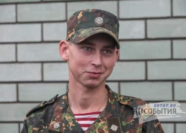 Казанский спецназовец сумел поймать ребенка, упавшего с шестого этажа 2015, героизм, герой