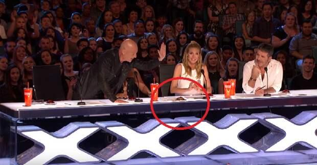 Улыбчивая девочка появилась на сцене шоу. Как только она закончила петь, судьи удивили всех зрителей!