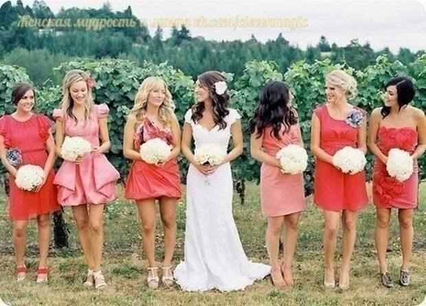 Свадебные приметы, которые должна знать невеста.