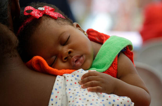 нигерия дети