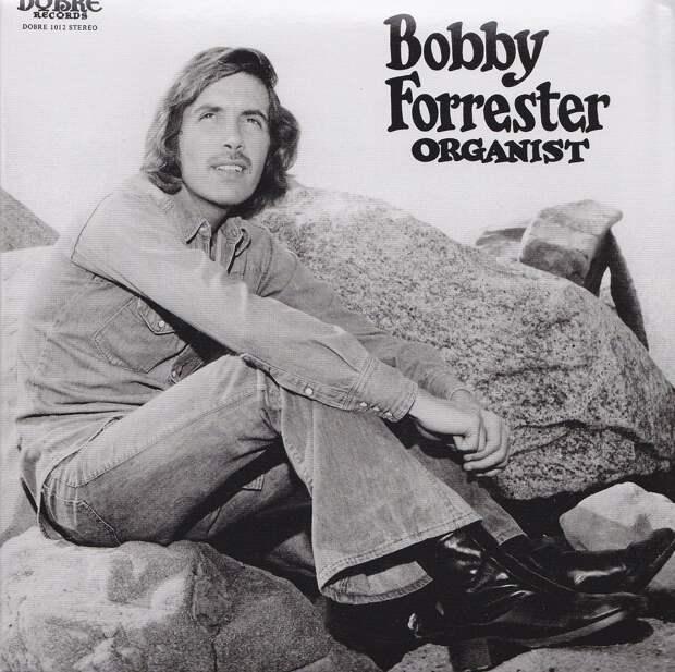 Bobby Forrester. Organist 1972