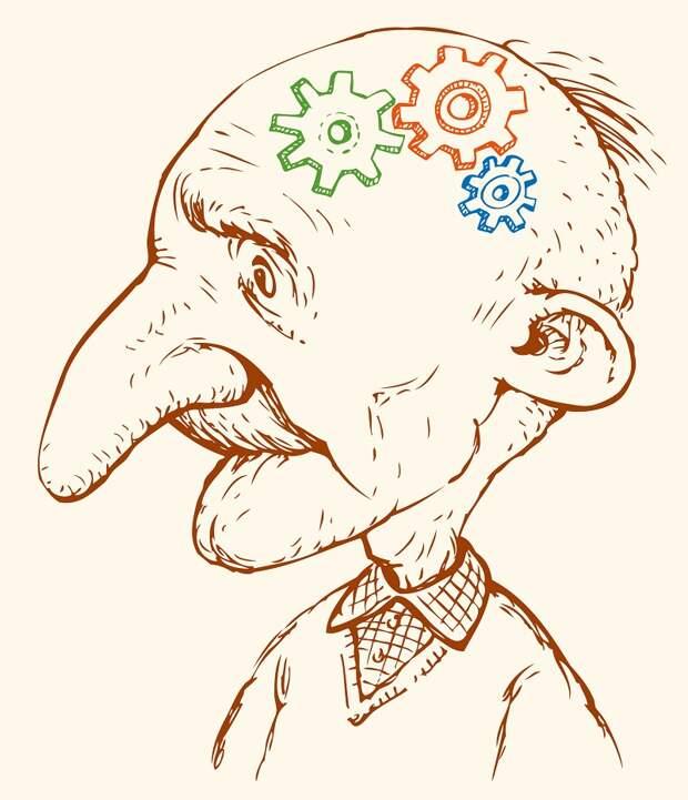работа головного мозга