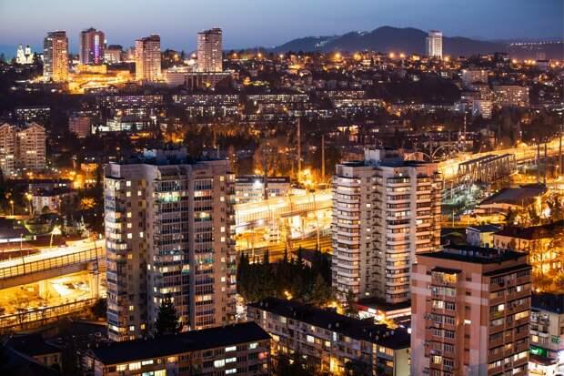 Стоимость жилья в Сочи взлетит до 500 тысяч рублей за квадратный метр