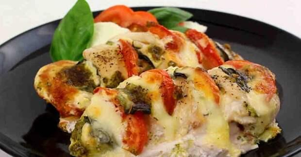 Куриные грудки по-итальянски. Фантастическое блюдо за 30 минут — легко!