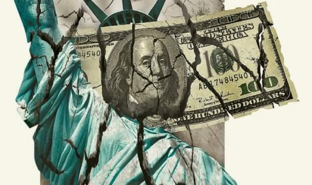 Крах доллара близок? (видео)