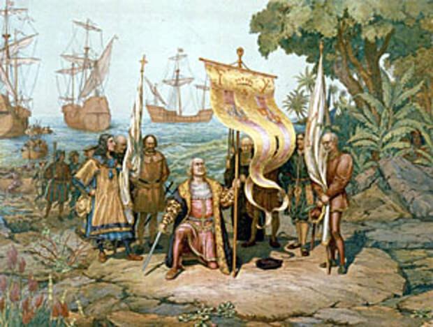 За 500 лет до Колумба...