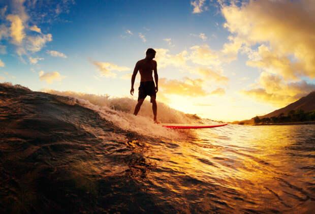 """""""Это особый род счастья"""". Сёрфинг глазами человека, влюбленного в океан"""