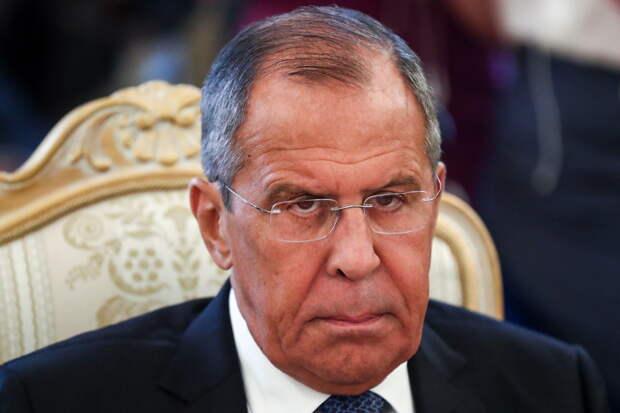 Лавров: Россия даст ответ на любые недружественные шаги США