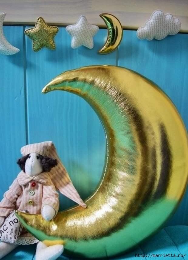 Золотой месяц для детской комнаты (11) (446x617, 171Kb)