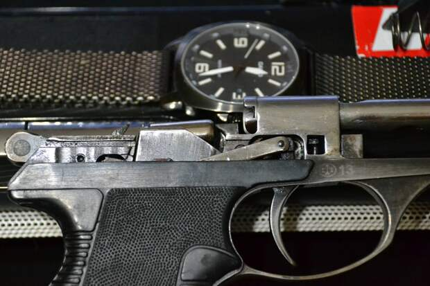 Характеристики травматического пистолета МР-78-9ТМ