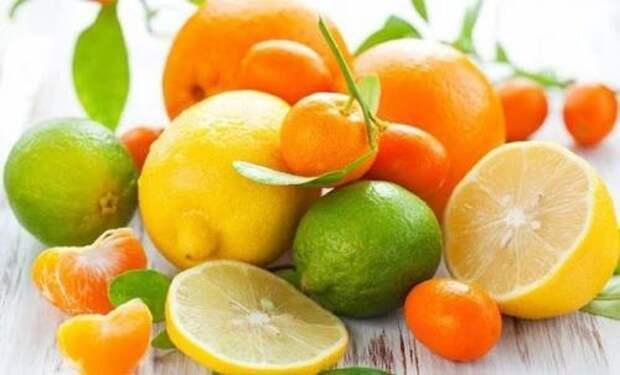 Цитрусовые!  Лимон, апельсин, грейпфрут, мандарин - вкусное лекарство!
