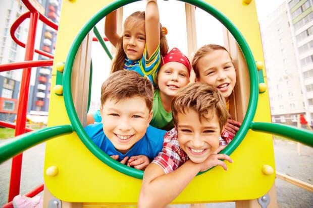 Детская социализация и образование: часть первая