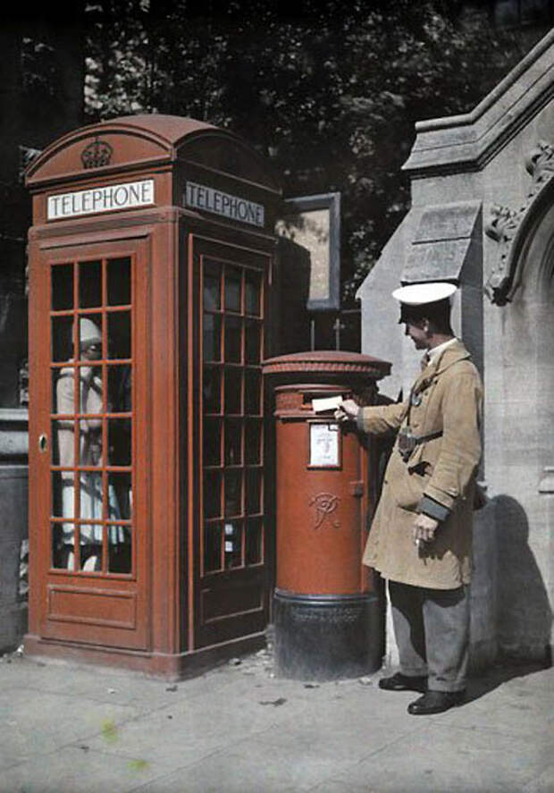 Англия в цвете. 1928 год