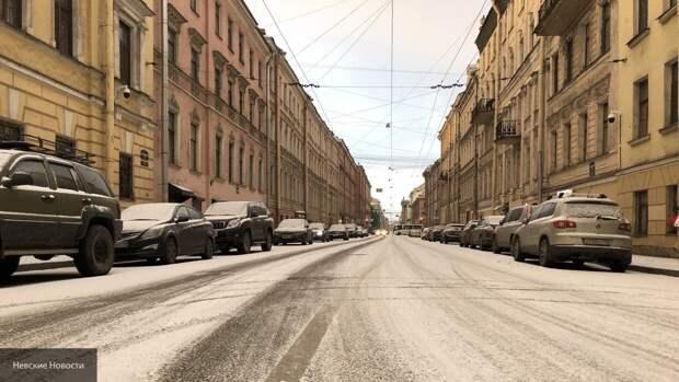 Жителям Петербурга рассказали, когда ждать первого снега в этом году
