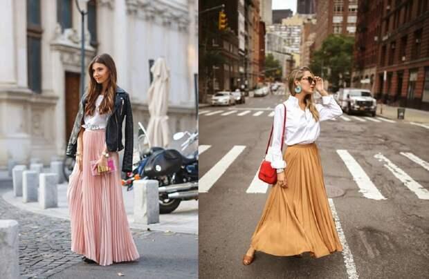 Длинные юбки на лето 2020: какую выбрать, с чем сочетать