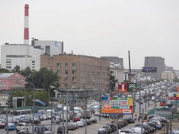 Шоссе Энтузиастов могут переименовать во Владимирский проспект