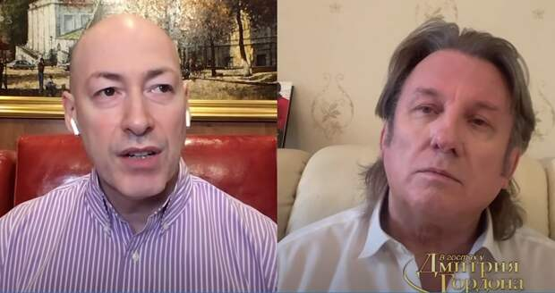 Юрий Лоза загнал  в тупик украинского журналиста Гордона по теме MH17