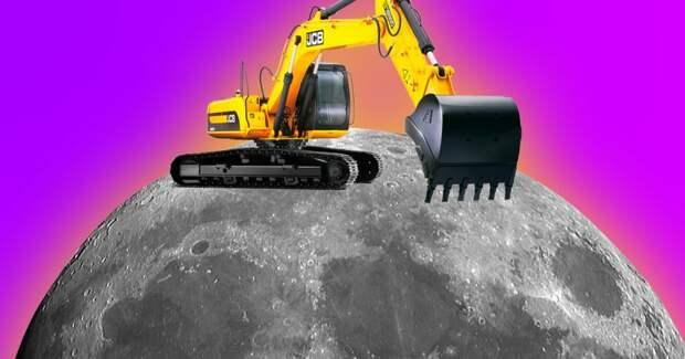 8 стран будут добывать полезные ископаемые на Луне. России среди них нет