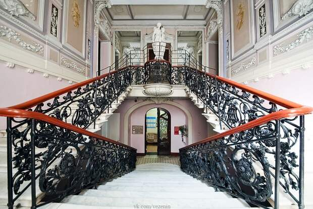Hidden Beauty of Saint Petersburg