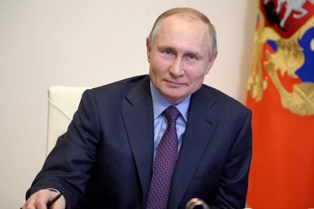 Владимир Путин отчитался о своих доходах за 2020 год