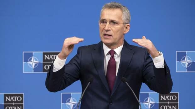 Генсек НАТО Йенс Столтенберг считает вызовом сближение России и Китая