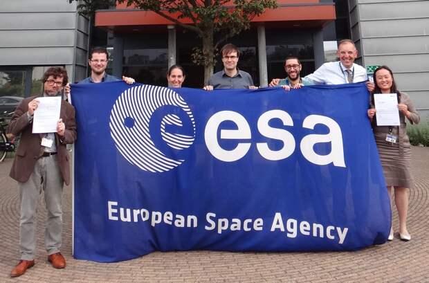 В Европе впервые набирают астронавтов с ограниченными возможностями