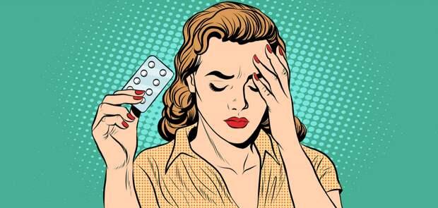 Головная боль от обезболивающих: почему она возникает и как ее избежать?