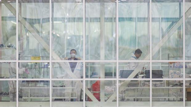 COVID побил рекорд по заражённым и смертям в России