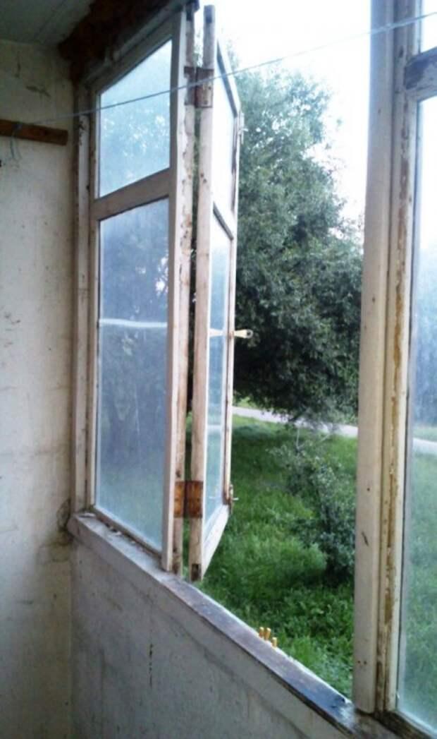 Мой вариант отделки балкона