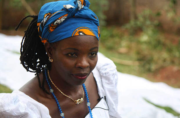 нигерия женщины