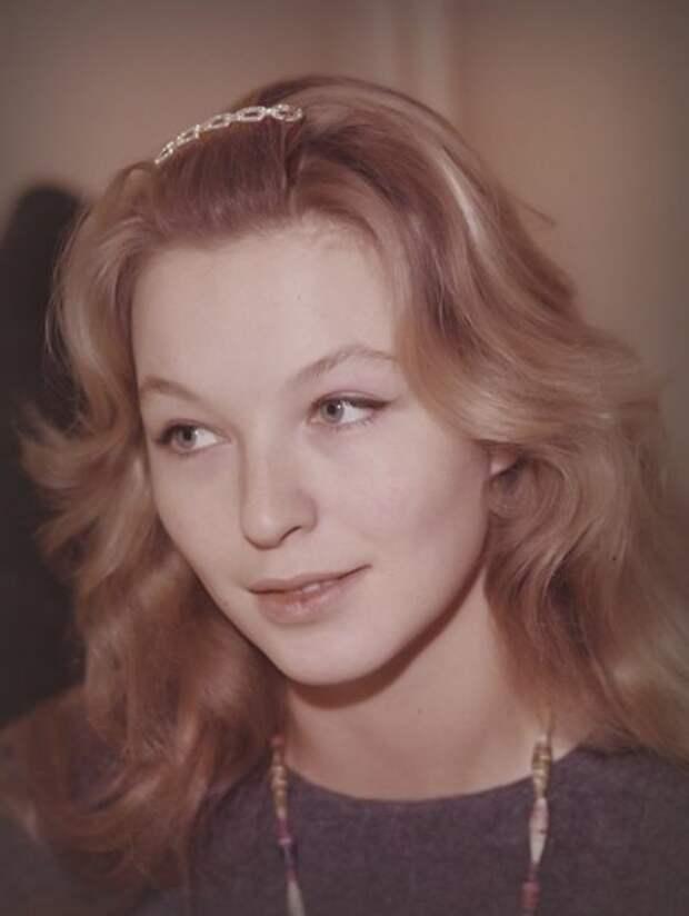 Марина Влади.