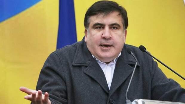 Саакашвили заявил о «великой Украине» с границей на Кавказе