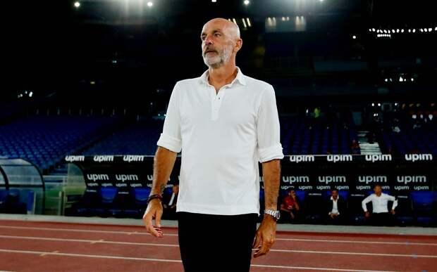 Пиоли: «Матч «Манчестер Юнайтед» — «Милан» в Лиге Европы не похож на финал»
