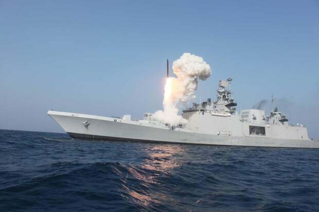 Корабли ВМФ России и ВМС Индии завершили учения Indra Navy-2020