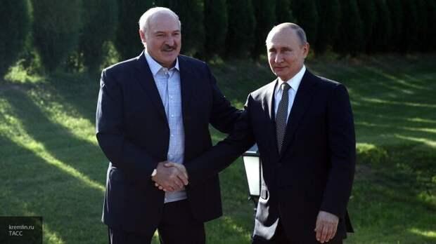 Путин подтвердил приверженность всем договоренностям РФ с Белоруссией