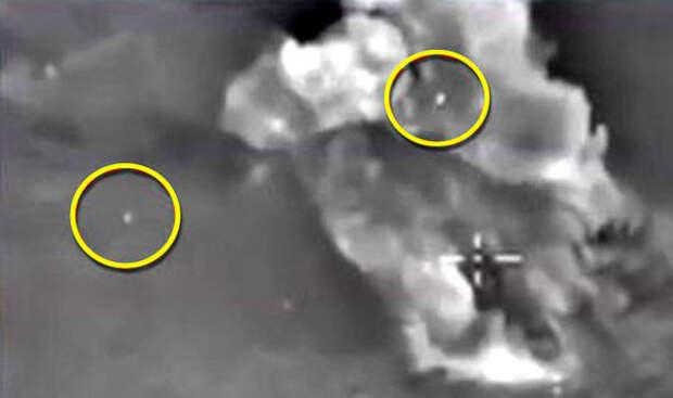 """Британские сми: """"За русскими в Сирии наблюдают НЛО"""""""