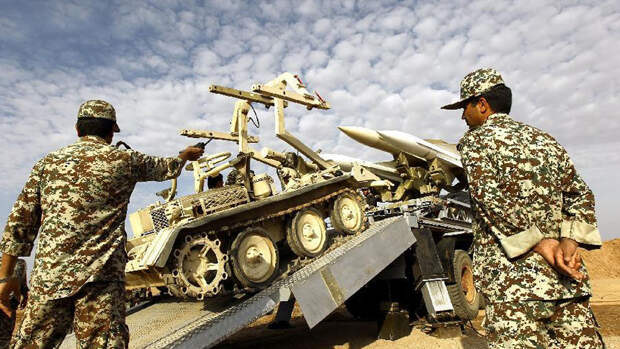 Пентагон оценил иранские МБР и беспилотники