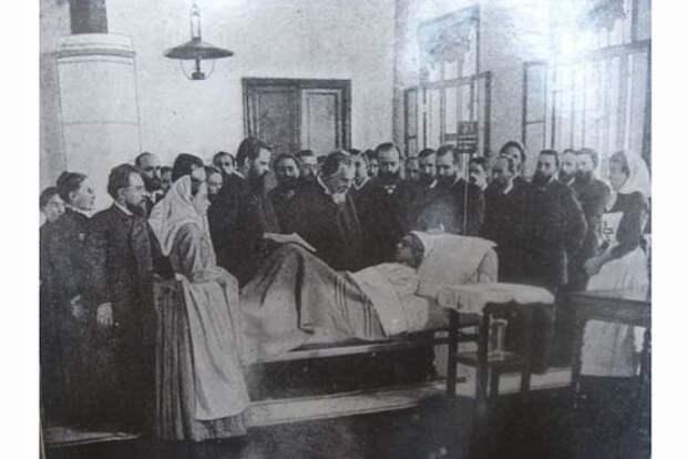 Врач от Бога Сергей Петрович Боткин и его единственный ошибочный диагноз