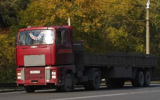 МАЗ выпустил новые модели в последствии на базе 5445.