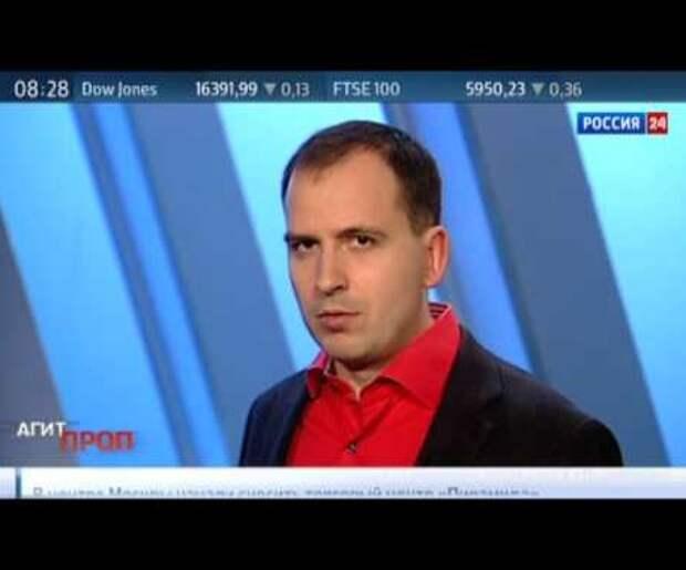 Константин Сёмин. Агитпроп от 21 февраля 2016