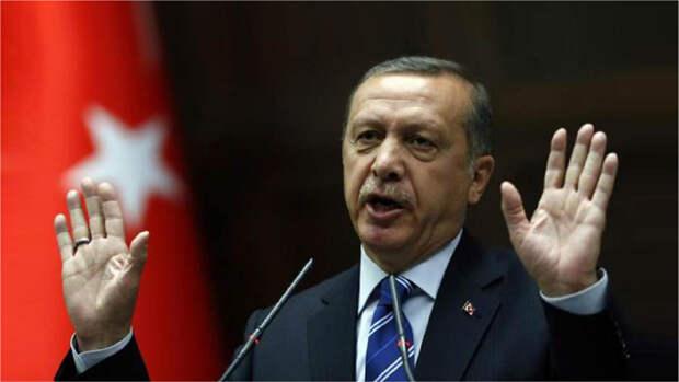 Назван способ быстро усмирить Турцию