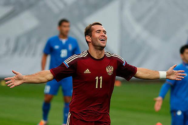 Сборная России по футболу записала Есенина в честь государственного праздника