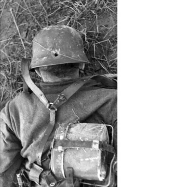 Немецкий солдат, о русском солдате Память предков., вов, русский солдат