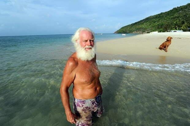 Робинзон нашего времени: Как бывший миллионер прожил 20 лет на необитаемом острове